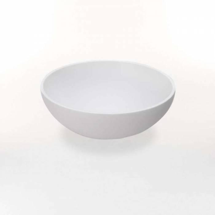 Lavoar Dublino 2, 15x42 cm, ceramică, alb