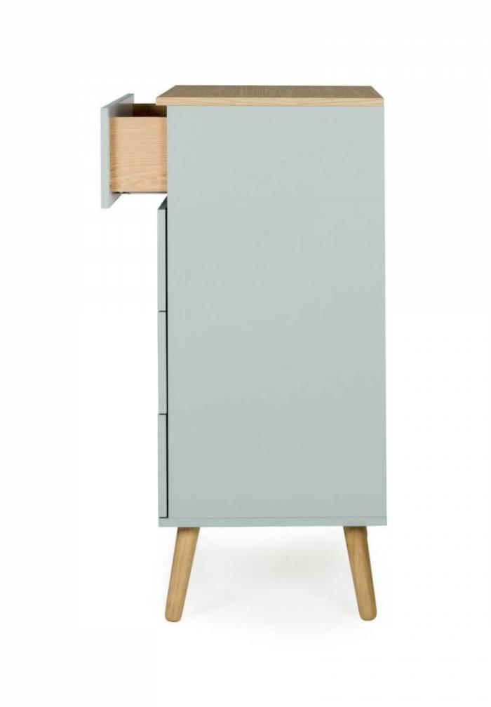 Comodă CASPER , 98x43x55 cm, lemn/ mdf
