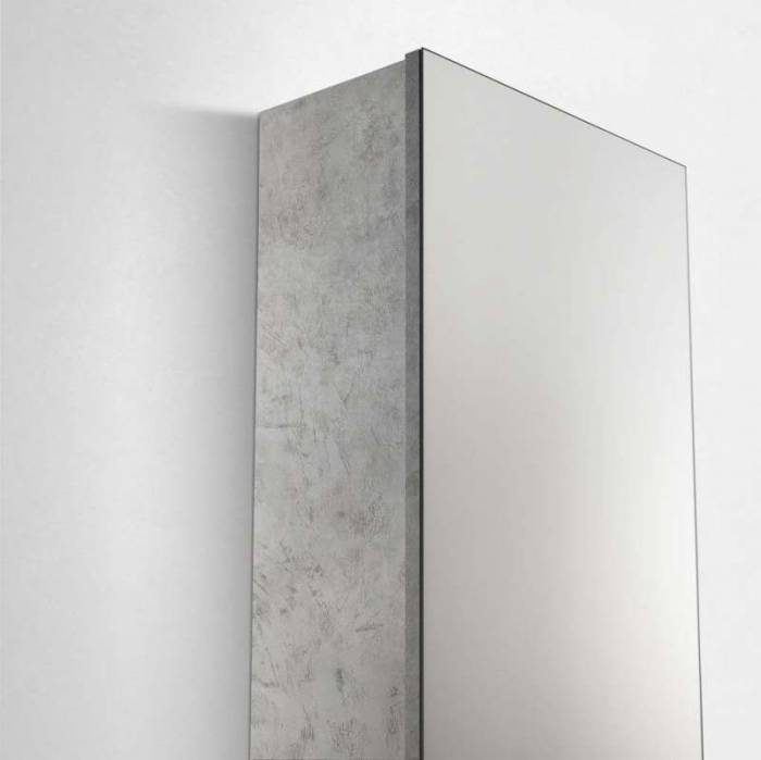 Raft de perete Slim, 160x22x18 cm, melamină