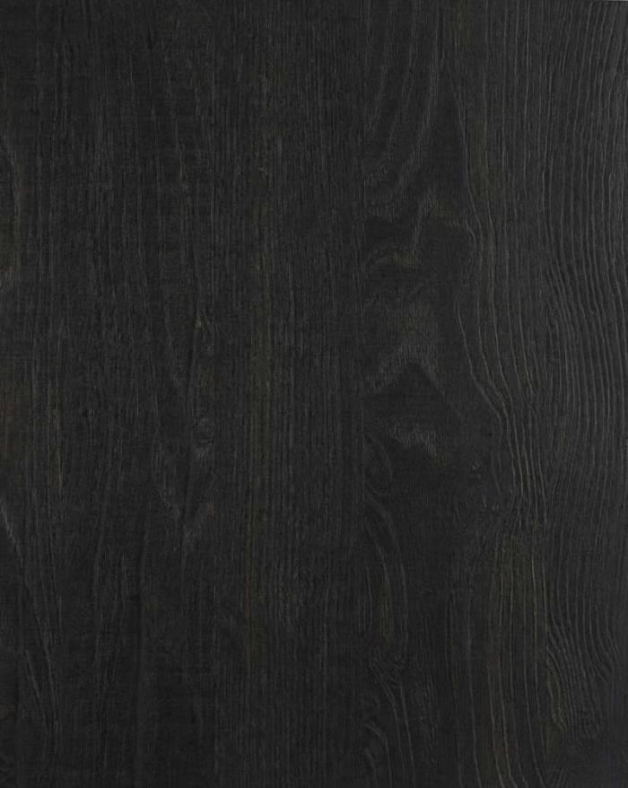 Dulap suspendat Cube, 29x31x140 cm, melamină, maro