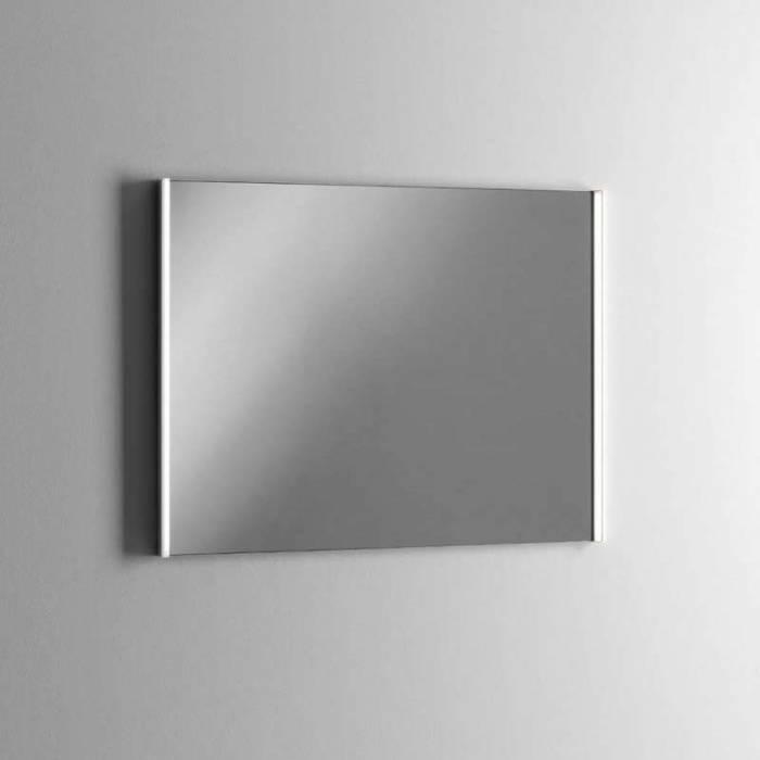 Oglindă de perete Fedi, 70x4x90 cm, sticlă/abs, transparent
