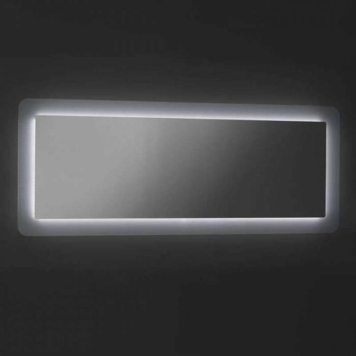 Oglindă de perete Star, 167x3x65 cm, sticlă/abs, transparent