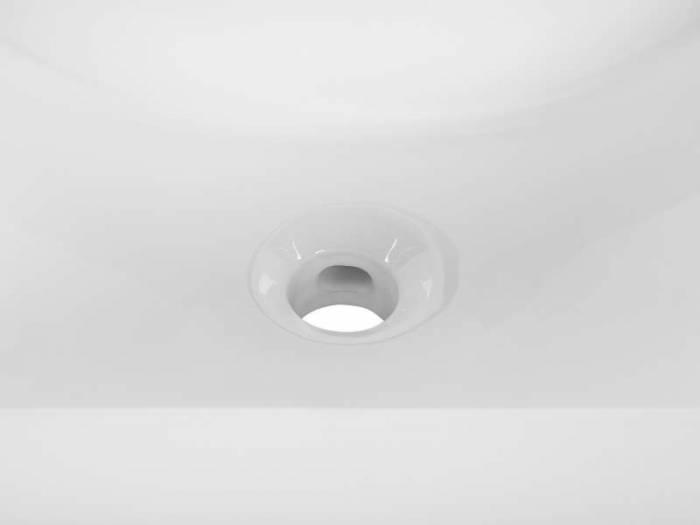Lavoar Universal 62x46x17 cm, ceramică, alb