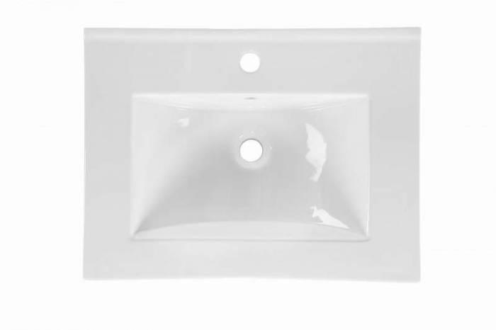 Lavoar Universal 81x46x17 cm, ceramică, alb