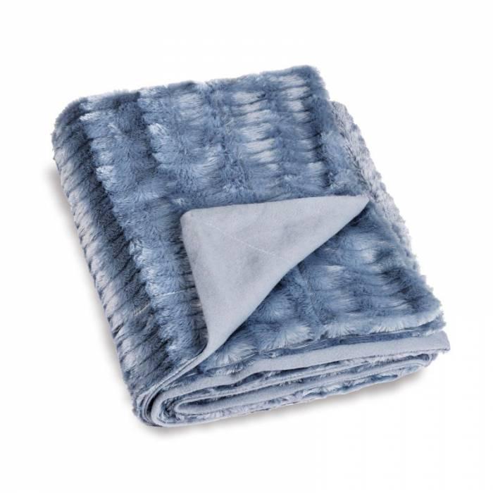 Pătură albastră calduroasă 5017 Antarctic 130x180 cm